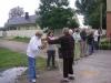 Senjorai mokosi vaikščioti suomišku ėjimu